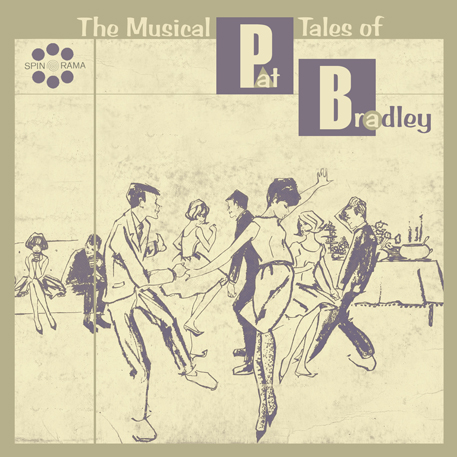 MFR023 The Musical Tales of Pat Bradley cover
