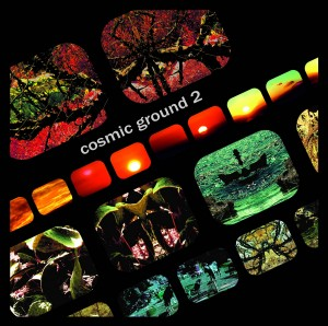 "Cosmic Ground, ""Cosmic Ground 2"" (2015) - These four 20-minute modular synth odysseys can transport me, comfort me, absorb me, or help me work on something else depending on the day. Wish I could remember how I ended up on this Bandcamp page; what a find. -h"