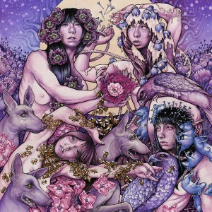 "Baroness, ""Purple"" (2015) - Everything that was ever great about Baroness - huge riffs, dual guitar leads, shout-a-long anthems - raised a couple notches. Seeing them at Lawrence's own little Jackpot was extra special. -h"