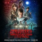 "Kyle Dixon and Michael Stein, ""Stranger Things Vol. 1"" (2016) - The whole soundtrack is amazing, but I could easily listen to the theme song over and over and over and over and over for a thousand-billion-brazilian years. It's so creepy and awesome and 80s. -C"