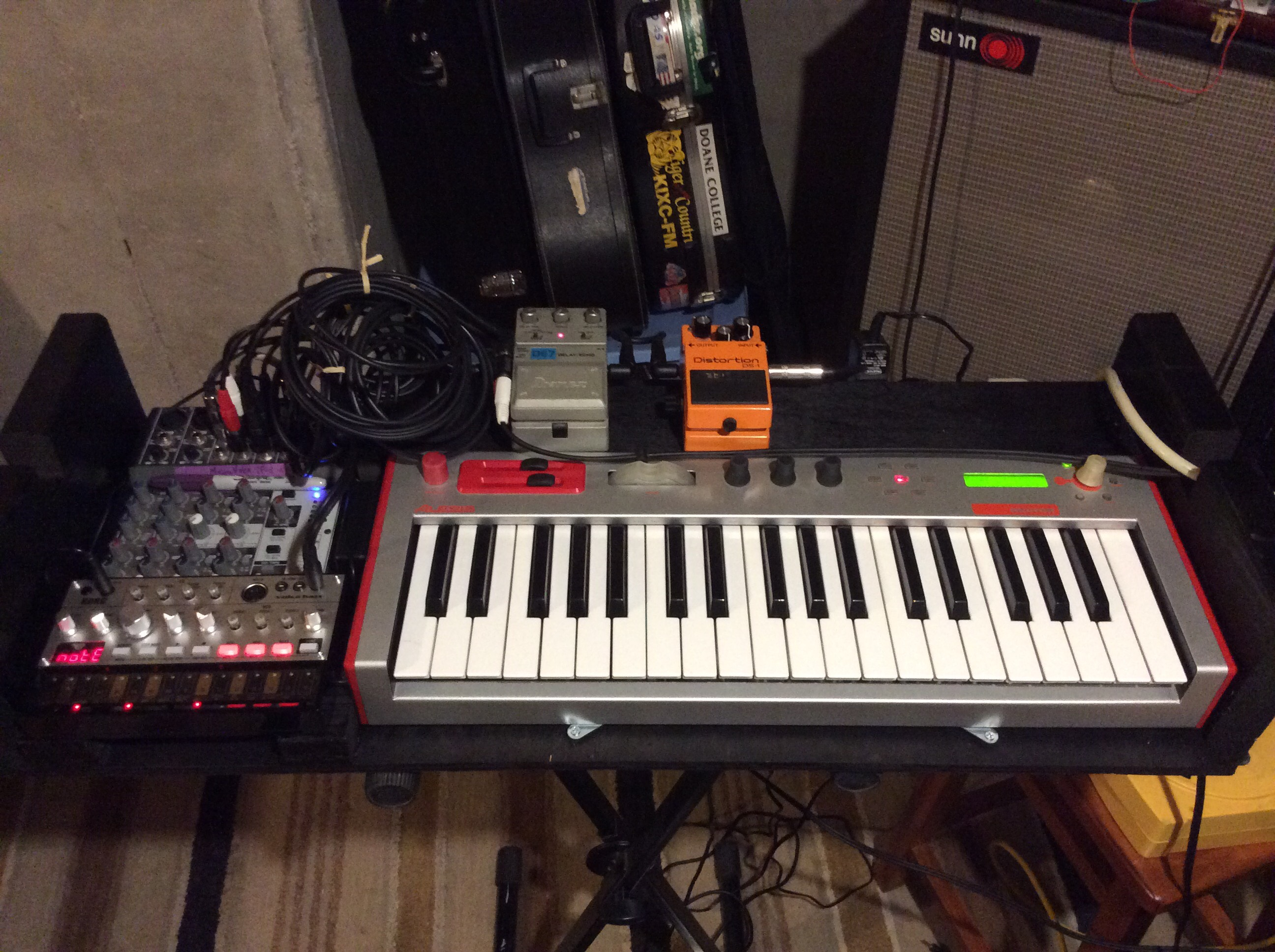 Synth Rig – h&s